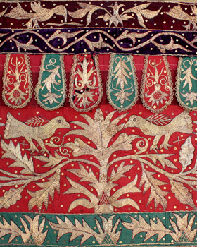 Sumatra, Indonesia, Textile, Wedding