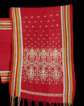 Indonesian, textile